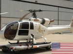 1977 Eurocopter SA 341G Stretched Gazelle for Sale