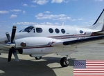 1977 Beech E90 King Air for Sale