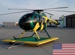 1997 MD Helicopters 600N  for Sale