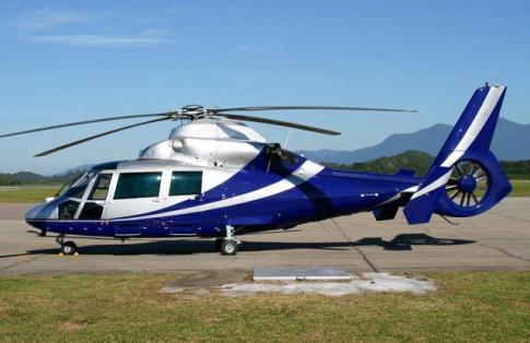 2004 Eurocopter AS 365N3 Dauphin II