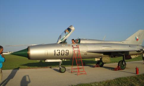 Aircraft for Sale in United States: 1965 MiG 21PF