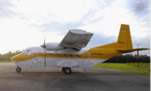 Aircraft for Sale in Indonesia: 1982 Casa CN-212