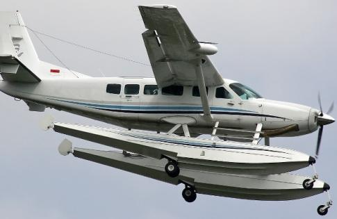 Aircraft for Sale in Indonesia: 2008 Cessna 208 Caravan Amphibian