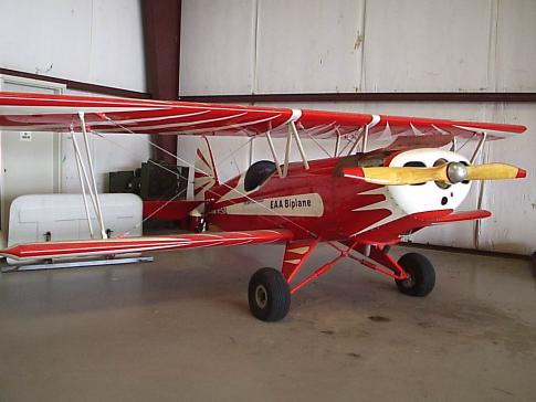 Aircraft for Sale in Searcy, Arkansas, United States: 2003 EAA Biplane