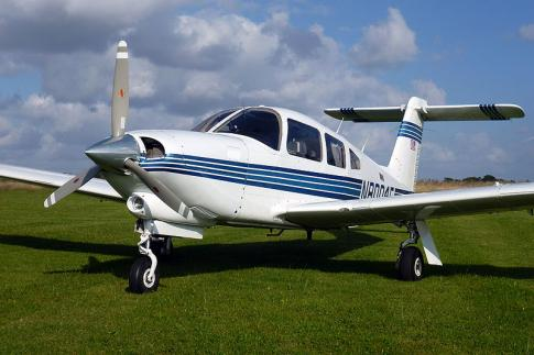 1981 Piper PA-28RT-201T Arrow IV
