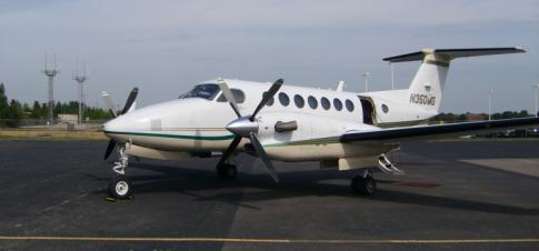 2007 Beech 350 King Air