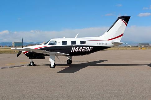 Aircraft for Sale in Englewood, Colorado, United States: 2015 Piper PA-46-350P Malibu Mirage