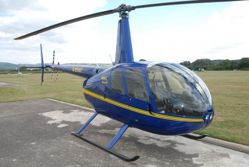 Aircraft for Sale in Hessisch Oldendorf, Niedersachsen, Germany (EDVR): 2007 Robinson R-44