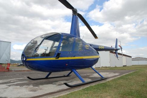Aircraft for Sale in Germany: 2007 Robinson R-44 Raven II