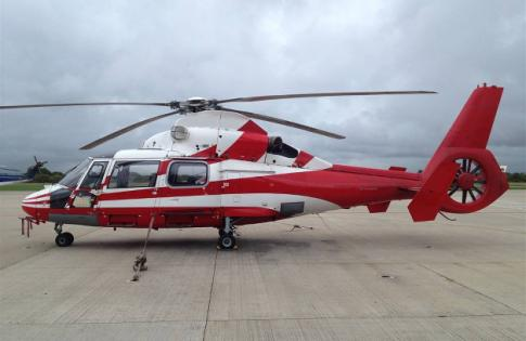 2003 Eurocopter AS 365N2 Dauphin II