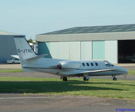 Aircraft for Sale in United Kingdom: 1975 Cessna 500 Citation