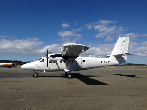 Aircraft for Sale/ Lease/ Dry Lease in Victoria, British Columbia, Canada (YYJ): 2014 de Havilland DHC-6-400 Twin Otter