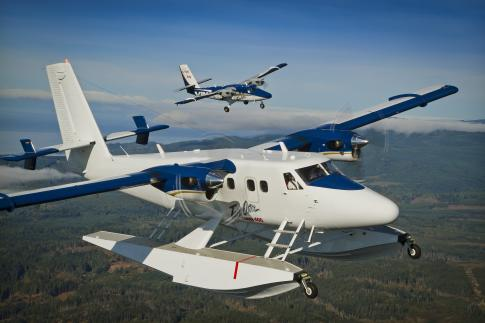 Aircraft for Sale/Lease/Dry Lease in British Columbia: 2018 de Havilland DHC-6-400 - 3
