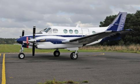 1984 Beech C90A King Air