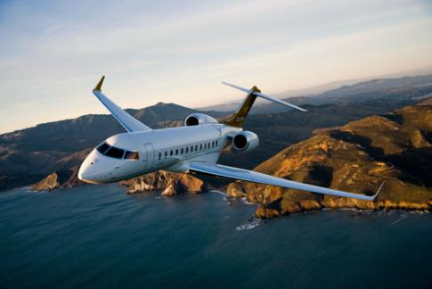 2015 Bombardier Global 6000