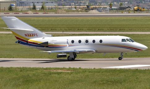 Aircraft for Sale in United States: 1986 Dassault 200 Falcon