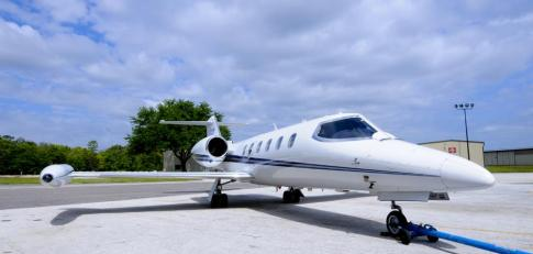 Aircraft for Sale in United States: 1981 Learjet 35A