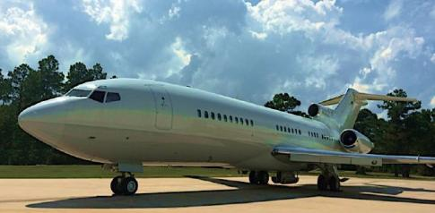 Aircraft for Sale in United States: 1969 Boeing 727-100