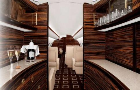 Aircraft for Sale in USA: 2011 Bombardier Global 5000 - 2