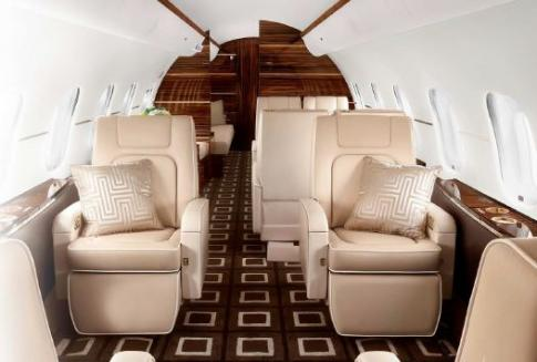 Aircraft for Sale in USA: 2011 Bombardier Global 5000 - 3
