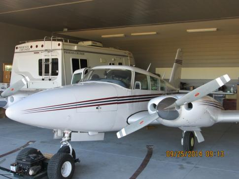 1969 Piper PA-30 Twin Comanche