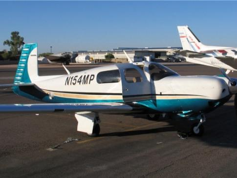 1988 Mooney M20L Rocket