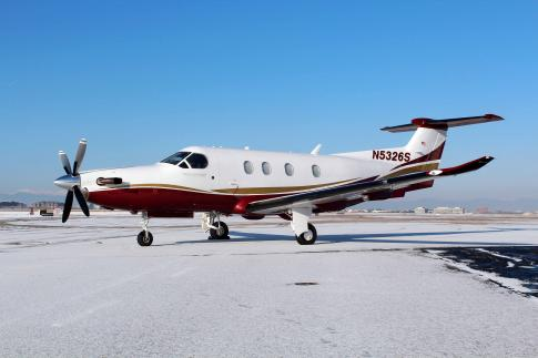 Aircraft for Sale in Centennial, Colorado, United States (KAPA): 2009 Pilatus PC-12/47E