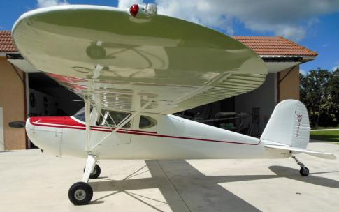 Aircraft for Sale in Florida, United States: 1946 Cessna 140