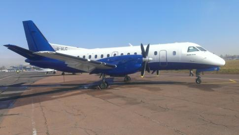 Aircraft for ACMI Lease/ Wet Lease in Odessa, Ukraine (UKOO): 1990 Saab 340B