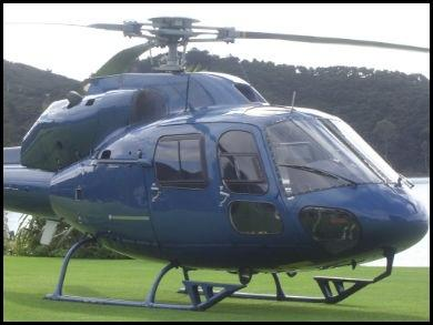 1982 Eurocopter AS 355F1 Ecureuil II