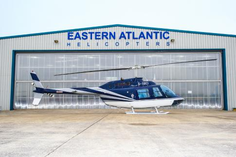 Aircraft for Sale in United Kingdom: 1997 Bell 206B3 JetRanger III
