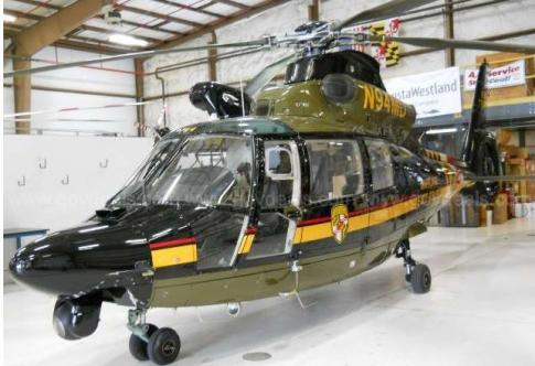 1989 Eurocopter AS 365N3 Dauphin II