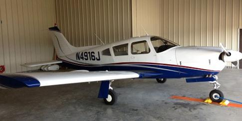 1969 Piper PA-28R Arrow