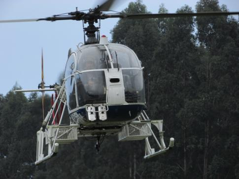 1978 Eurocopter SA 315B Lama for Sale in United States