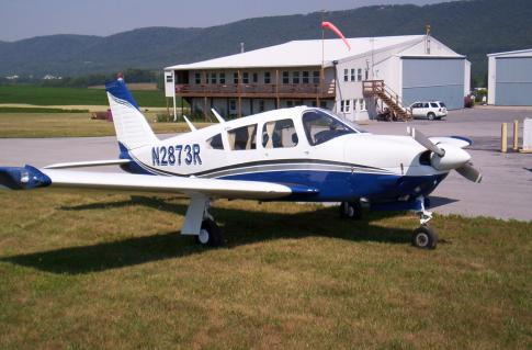 1969 Piper PA-28R-200 Arrow II