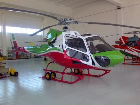 2013 Eurocopter AS 350B3e Ecureuil