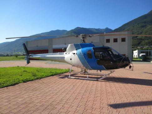 2002 Eurocopter AS 350B2 Ecureuil