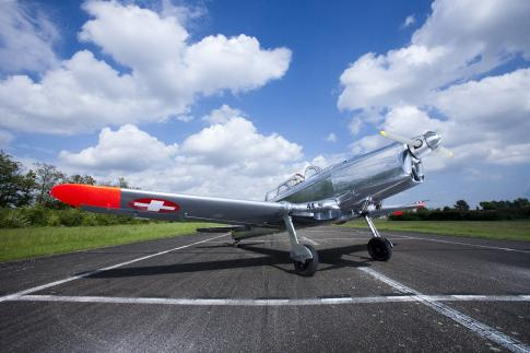 Aircraft for Sale in Rhineland-Palatinate, Germany: 1950 Pilatus P2-06