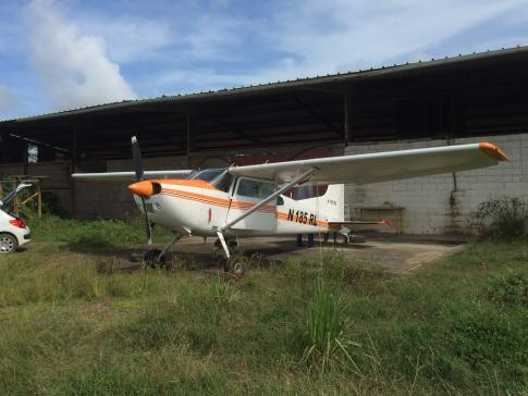 1977 Cessna 185F Skywagon