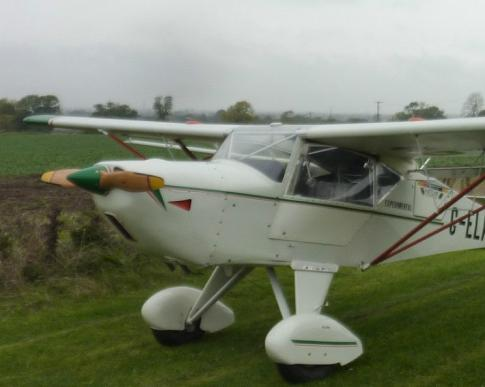 1998 Avid Aircraft MK IV Flyer Speedwing