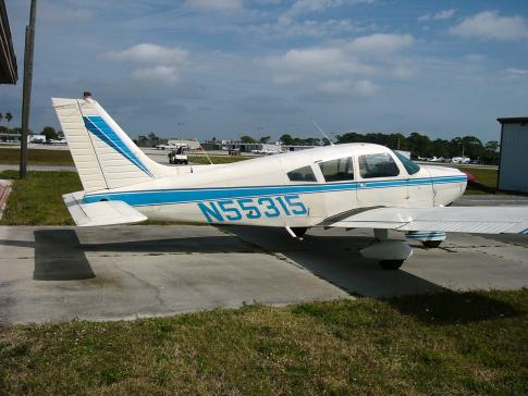 1973 Piper PA-28-180 Cherokee Challenger