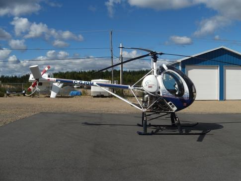 Aircraft for Sale in Sept-iles, Quebec, Canada (cyzv): 1998 Schweizer 300C