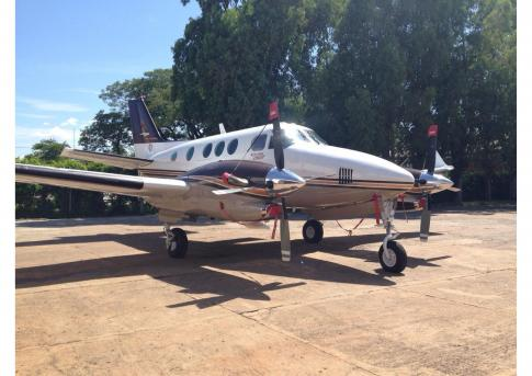 1986 Beech C90A King Air