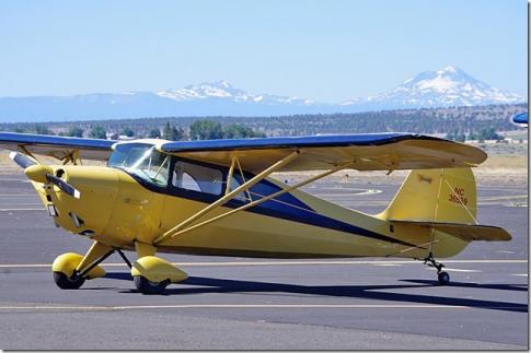 1940 Aeronca 65CA Chief