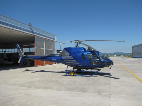 2010 Eurocopter AS 350B3 Ecureuil