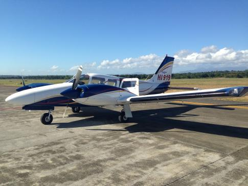 Aircraft for Sale in SANTO DOMINGO, Dominican Republic (MDJB): 1978 Piper PA-34-200T Seneca