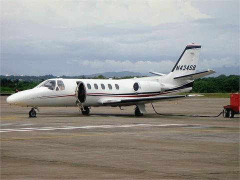 Aircraft for Sale in SANTO DOMINGO, Dominican Republic (MDJB): 1982 Cessna 550 Citation II