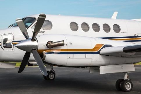 1987 Beech 200 King Air