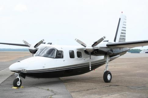 Aircraft for Sale in Murfreesboro, Tennessee, United States (KMBT): 1964 Aero Commander 500B