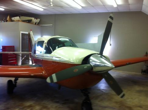 1970 Bellanca 17-30A Super Viking